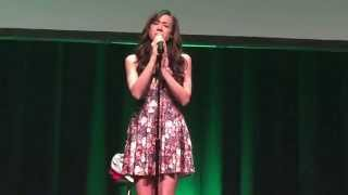 Colleen Ballinger / Miranda Sings - Defying Gravity LIVE in Australia (HD)