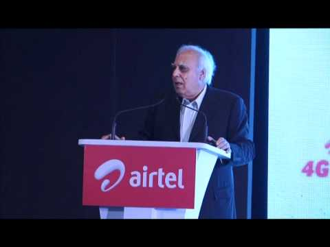 Airtel 4G launch
