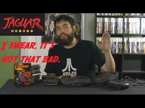 Atari Jaguar (and CD) - Fifth VideoGame Generation Recap - Adam Koralik
