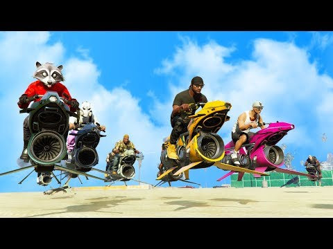 OPPRESSOR MKII BIKER GANG VS MILITARY BASE! | GTA 5 THUG LIFE #180
