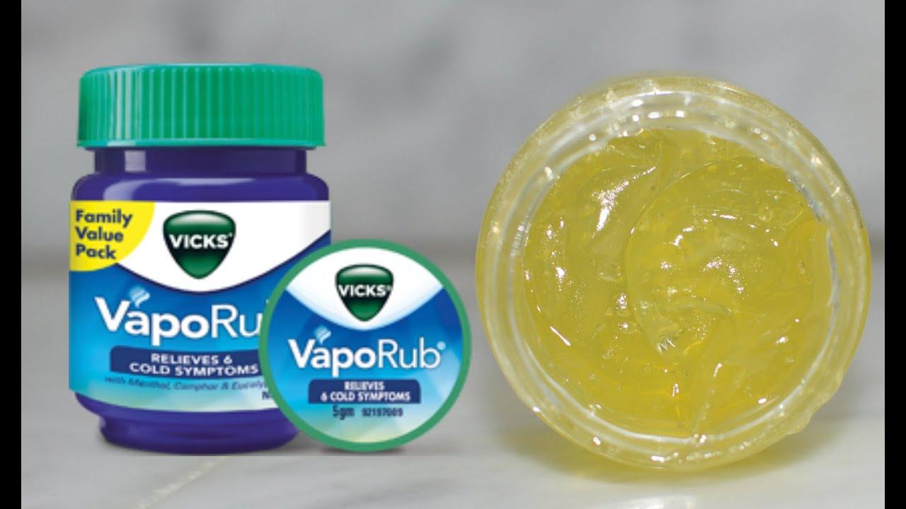 Vicks vaporub fai da te rimedio per mal di gola e for Rimedio per il mal di gola