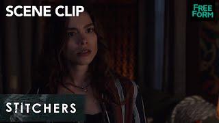Stitchers | Season 3, Episode 5: Stinger Confronts Ivy | Freeform
