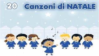 Basi Karaoke Canzoni Natale per bambini - 20 più belle canzoni di Natale da cantare insieme
