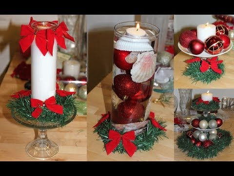 DIY - Natal - Ideias de decora??o - YouTube