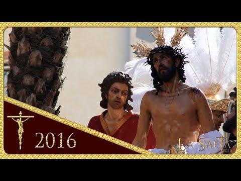 Ntro. P. Jesús Despojado de sus Vestiduras (San Pablo) Hdad. de Jesús Despojado ( Sevilla 2016)