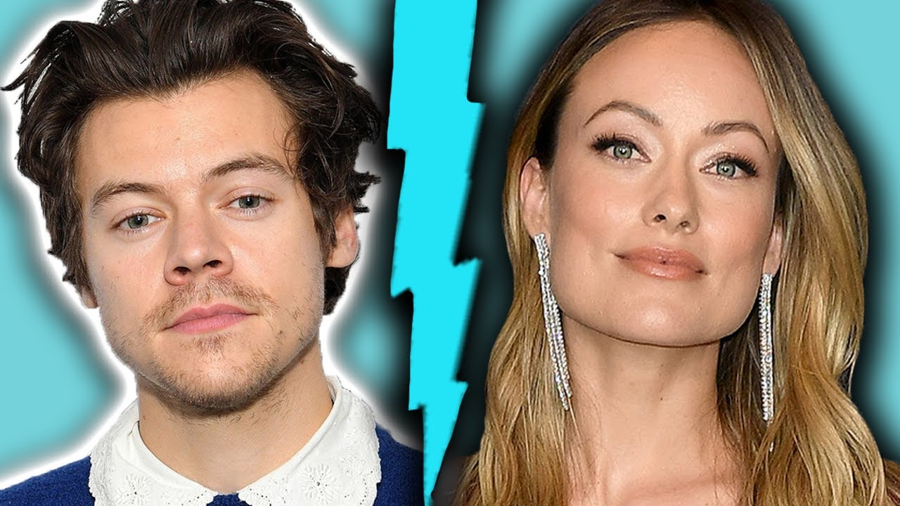Have Harry Styles & Olivia Wilde SPLIT?!   Hollywire