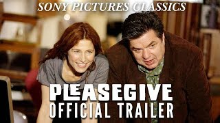 PLEASE GIVE official trailer