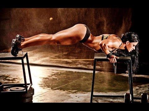 Female Bodybuilding - National Geographic