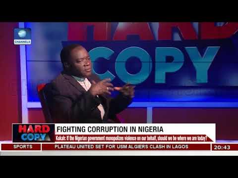 Bishop Kukah Says Nigeria Is 'Sick', Backs Calls For Restructuring |Hard Copy|