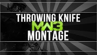Mw3 AoN Montage # 1 by Surpedie (MW3 Throwing Knife Montage)
