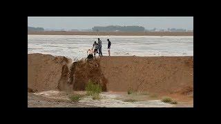 Bu Çöl Mucizesine İnanmayacaksın! Suudi Arabistan'da Çekilmiş İnanılmaz Görüntüler