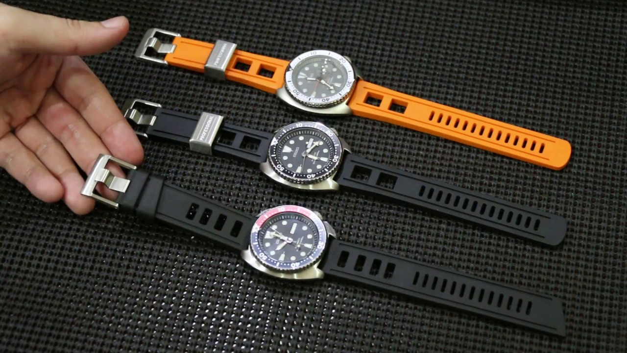 Isofrane Dive Watch Strap 22mm Vs Crafter Blue Cb01 22mm