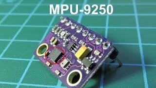 MPU-9250 Гироскоп+Акселерометр+Магнитометр