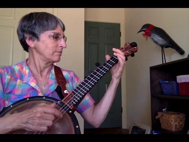 Blackbird Says to the Crow