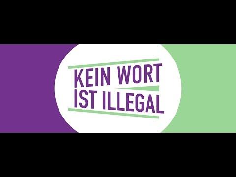 #NoHateSpeech Movement Astro Turf - Kein Wort ist illegal