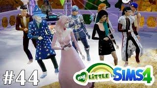 Дискотека вместо бала - My Little Sims (Вампиры) - #44