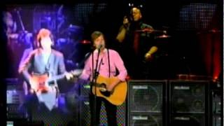George Harrison & Paul McCartney - Something Edición especial (Zócalo DF Mexico)