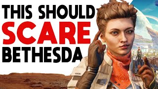 The Outer Worlds Should SCARE Bethesda