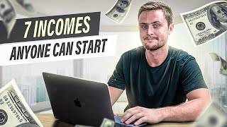 How I Built 7 Stręams Of Income By Age 24
