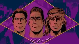 Arcade Longplay [874] Brute Force