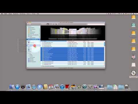 Dateien Am MAC Im FINDER Von CD Kopieren