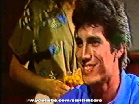 Publicidad Aristrocrata Paraguay 1988