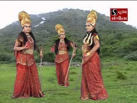 Damyanti Barot | Chotila Vali Chandi Chamunda Maa | Tara Dungariye Utarya Sih Re