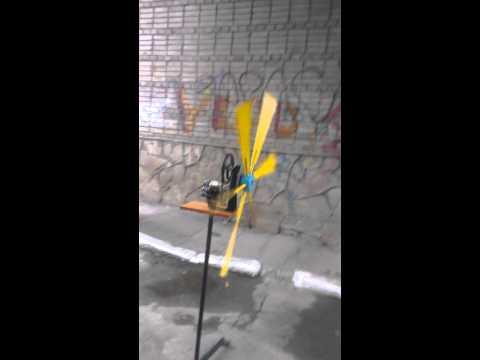 видео: Пристрій для насичення води киснем