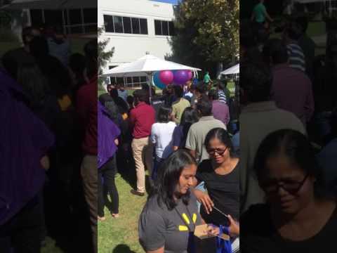 Walmart labs Sunnyvale Celebration Event Outside Walmartlabs