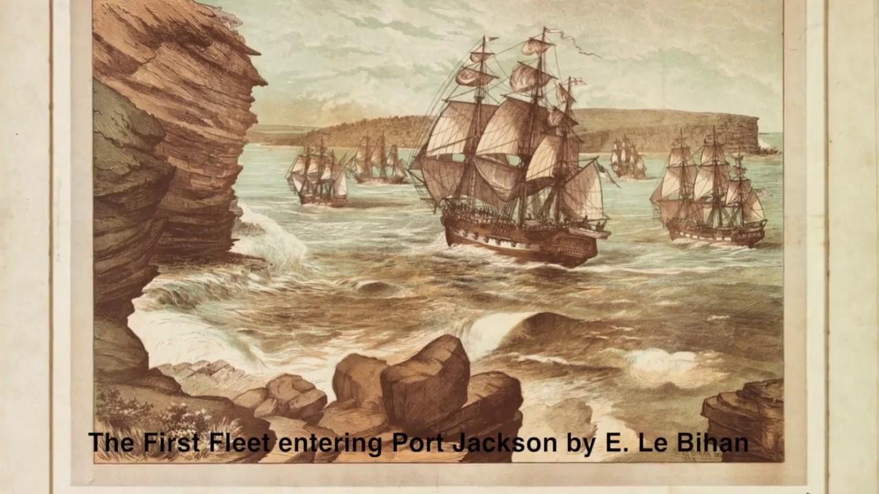 Stories of the First Fleet