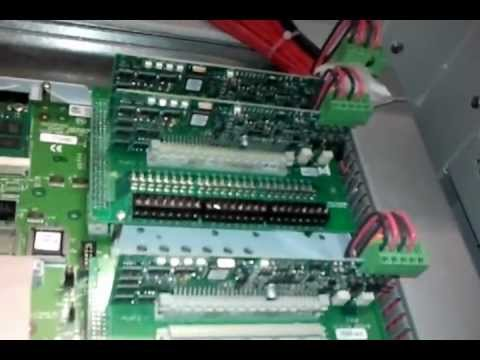 Esser Iq8 Fire Alarm System Control Panel Board Mp4 Youtube