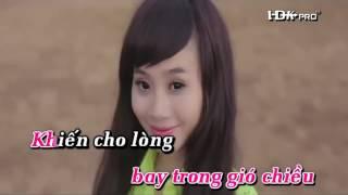 Karaoke Hẹn Ước Bồ Công Anh Trịnh Gia Hân Full Beat