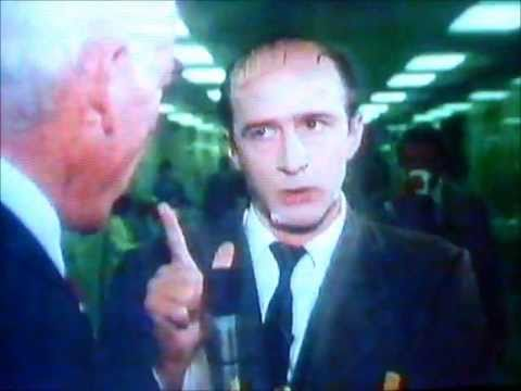 Norman Gunston interviews Lee Marvin