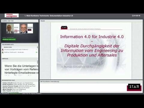Information 4.0 für Industrie 4.0