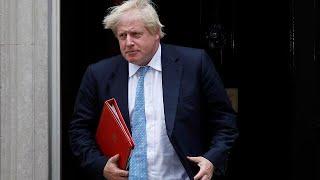 Boris Johnson to EU: