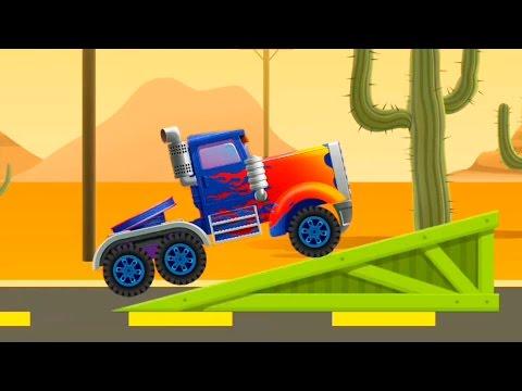 Машинки мультики -Завод машинок 2 серия. Развивающие видео для детей
