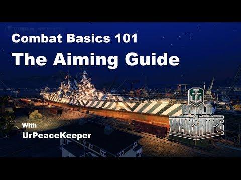 Combat Basics 101 - The Aiming Guide