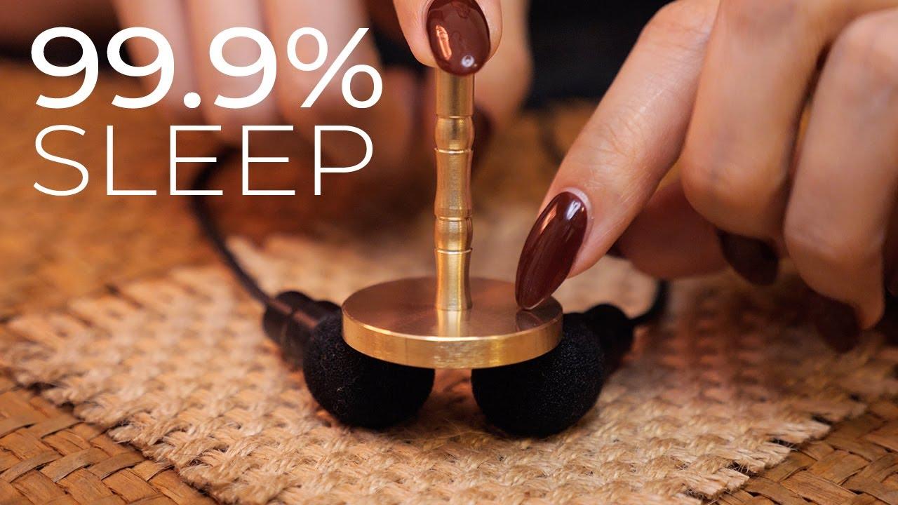 ASMR Intense Relaxation Making 99.9% of You Sleep! (No Talking)