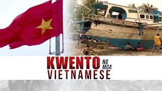 24 Oras: Kwento ng mga mangingisdang Vietnamese, tugma sa pahayag ng mga sinagip nilang mangingisda