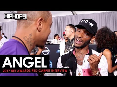 Angel Talks Signing with Motown, 'More Of Her' Project, UK's Music Scene & More (2017 BET Awards)
