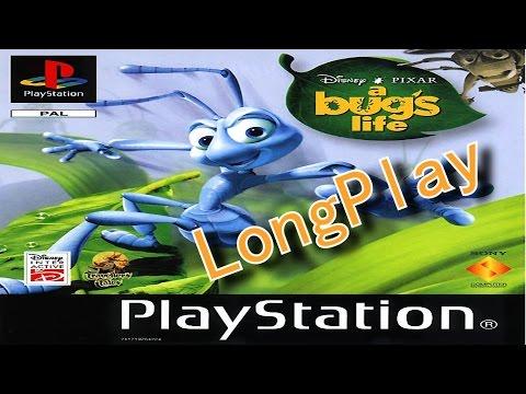 PS1 Longplay Re-do: A Bugs Life (PAL)