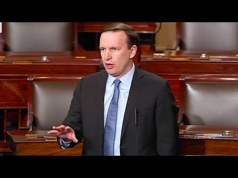 Senator Makes Powerful Speech After Florida School Shooting