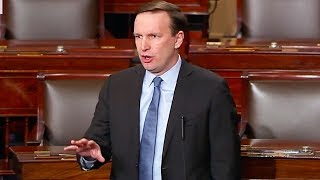 Senator Makes Powerful Speech After Florida School Shooting
