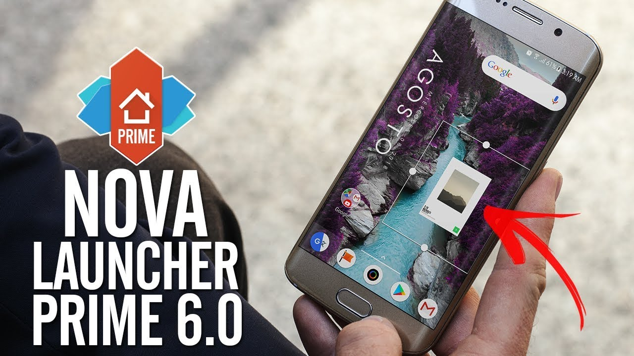 Kết quả hình ảnh cho nova launcher 6.0