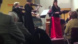 The Bach Players Concert Baarn NL April 2013