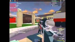 Roblox ~ Quick Scope Simulator