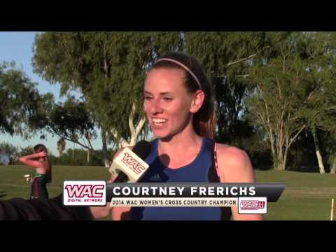 2014 WAC Cross Country Championships Recap
