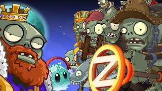 Plants Vs Zombies 2 Dark Ages: ALL Gargantuars In The House JULY 16 Piñata Party