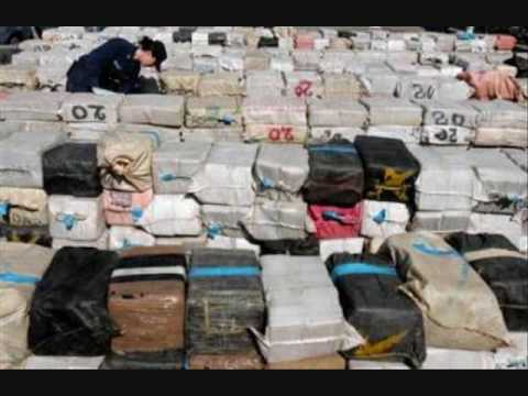 Biggest Drug Bust In The World-40,000 Pounds Of Coacine=500,000,000 Million Dollars
