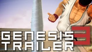 【Genesis 3 Trailer】 - Smash Wii U (International Tournament)